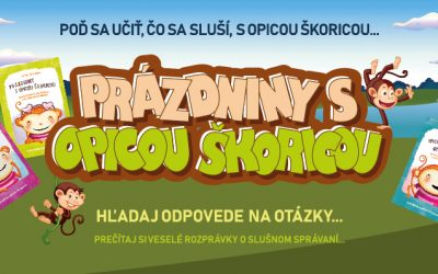 Prázdniny s opicou Škoricou