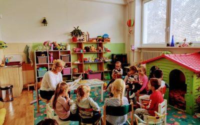 Čítame detským srdiečkam